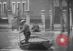 Image of flooded streets Charenton France, 1930, second 29 stock footage video 65675052007