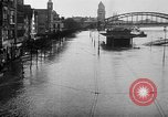 Image of Rhine flooded streets of Koblenz Koblenz Germany, 1930, second 9 stock footage video 65675052008
