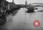 Image of Rhine flooded streets of Koblenz Koblenz Germany, 1930, second 12 stock footage video 65675052008