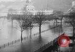 Image of Rhine flooded streets of Koblenz Koblenz Germany, 1930, second 20 stock footage video 65675052008