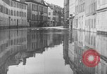 Image of Rhine flooded streets of Koblenz Koblenz Germany, 1930, second 23 stock footage video 65675052008