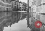 Image of Rhine flooded streets of Koblenz Koblenz Germany, 1930, second 24 stock footage video 65675052008