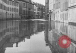 Image of Rhine flooded streets of Koblenz Koblenz Germany, 1930, second 25 stock footage video 65675052008