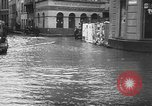 Image of Rhine flooded streets of Koblenz Koblenz Germany, 1930, second 26 stock footage video 65675052008