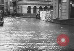 Image of Rhine flooded streets of Koblenz Koblenz Germany, 1930, second 27 stock footage video 65675052008