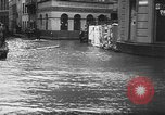Image of Rhine flooded streets of Koblenz Koblenz Germany, 1930, second 28 stock footage video 65675052008