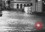 Image of Rhine flooded streets of Koblenz Koblenz Germany, 1930, second 29 stock footage video 65675052008