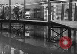 Image of Rhine flooded streets of Koblenz Koblenz Germany, 1930, second 30 stock footage video 65675052008