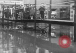Image of Rhine flooded streets of Koblenz Koblenz Germany, 1930, second 34 stock footage video 65675052008