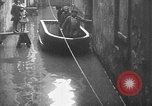 Image of Rhine flooded streets of Koblenz Koblenz Germany, 1930, second 35 stock footage video 65675052008