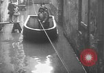 Image of Rhine flooded streets of Koblenz Koblenz Germany, 1930, second 38 stock footage video 65675052008