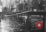Image of Rhine flooded streets of Koblenz Koblenz Germany, 1930, second 41 stock footage video 65675052008