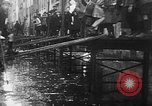 Image of Rhine flooded streets of Koblenz Koblenz Germany, 1930, second 42 stock footage video 65675052008