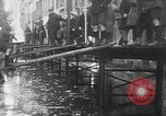 Image of Rhine flooded streets of Koblenz Koblenz Germany, 1930, second 45 stock footage video 65675052008