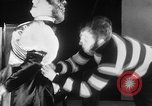 Image of male chorines Princeton New Jersey USA, 1930, second 11 stock footage video 65675052009