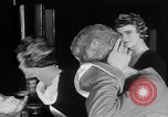 Image of male chorines Princeton New Jersey USA, 1930, second 13 stock footage video 65675052009
