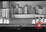 Image of male chorines Princeton New Jersey USA, 1930, second 24 stock footage video 65675052009