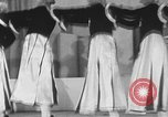 Image of male chorines Princeton New Jersey USA, 1930, second 26 stock footage video 65675052009