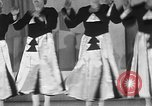 Image of male chorines Princeton New Jersey USA, 1930, second 27 stock footage video 65675052009