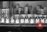 Image of male chorines Princeton New Jersey USA, 1930, second 28 stock footage video 65675052009