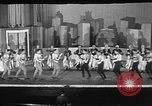 Image of male chorines Princeton New Jersey USA, 1930, second 36 stock footage video 65675052009
