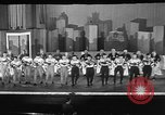Image of male chorines Princeton New Jersey USA, 1930, second 38 stock footage video 65675052009