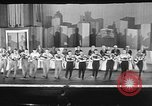 Image of male chorines Princeton New Jersey USA, 1930, second 39 stock footage video 65675052009
