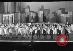 Image of male chorines Princeton New Jersey USA, 1930, second 40 stock footage video 65675052009