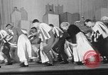 Image of male chorines Princeton New Jersey USA, 1930, second 45 stock footage video 65675052009