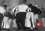 Image of male chorines Princeton New Jersey USA, 1930, second 55 stock footage video 65675052009