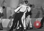 Image of male chorines Princeton New Jersey USA, 1930, second 56 stock footage video 65675052009