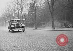 Image of man driving car Berlin Germany, 1930, second 11 stock footage video 65675052012