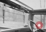 Image of man driving car Berlin Germany, 1930, second 24 stock footage video 65675052012