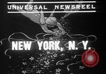 Image of union workers New York City USA, 1937, second 6 stock footage video 65675052020