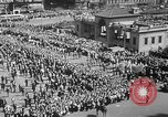 Image of union workers New York City USA, 1937, second 7 stock footage video 65675052020