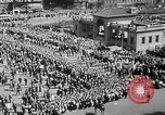 Image of union workers New York City USA, 1937, second 10 stock footage video 65675052020