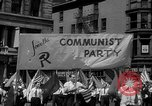Image of union workers New York City USA, 1937, second 11 stock footage video 65675052020