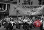 Image of union workers New York City USA, 1937, second 12 stock footage video 65675052020
