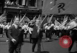Image of union workers New York City USA, 1937, second 14 stock footage video 65675052020