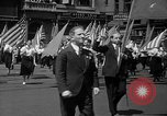 Image of union workers New York City USA, 1937, second 15 stock footage video 65675052020