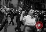 Image of union workers New York City USA, 1937, second 17 stock footage video 65675052020