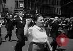 Image of union workers New York City USA, 1937, second 18 stock footage video 65675052020