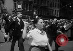 Image of union workers New York City USA, 1937, second 19 stock footage video 65675052020