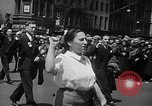 Image of union workers New York City USA, 1937, second 20 stock footage video 65675052020