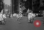 Image of union workers New York City USA, 1937, second 21 stock footage video 65675052020