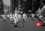 Image of union workers New York City USA, 1937, second 24 stock footage video 65675052020