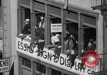 Image of union workers New York City USA, 1937, second 29 stock footage video 65675052020