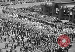 Image of union workers New York City USA, 1937, second 31 stock footage video 65675052020