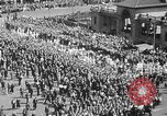 Image of union workers New York City USA, 1937, second 32 stock footage video 65675052020