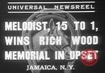 Image of large crowd Jamaica New York USA, 1937, second 3 stock footage video 65675052027